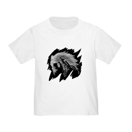 Horse Sketch Toddler T-Shirt