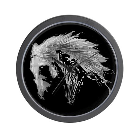 Horse Wall Clock