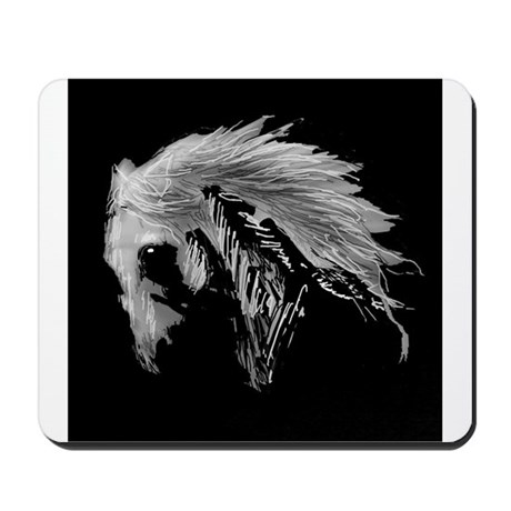 Horse Mousepad