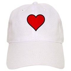 Simple Heart Cap