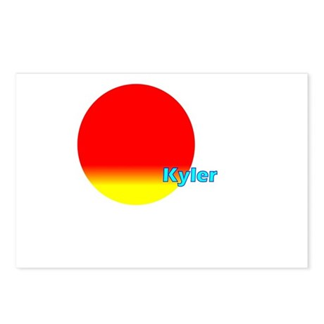 Kyler Postcards (Package of 8)