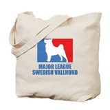 ML Vallhund Tote Bag
