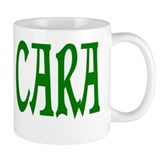 Anam Cara Green Coffee Mug