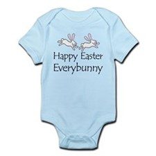 Easter bunnies Infant Bodysuit