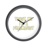 Trust Me I'm a Pharmacist Wall Clock