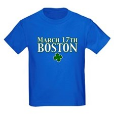 March 17 Boston T