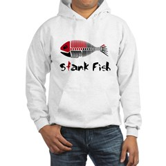 Stank Fish Hooded Sweatshirt