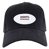 100 Percent Stringer Baseball Hat