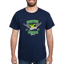 Everyone loves a jamaican girl T-Shirt
