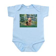 Bridge-AussieTerrier Infant Bodysuit
