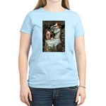 Ophelia-Aussie Terrier Women's Light T-Shirt