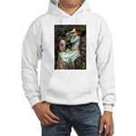 Ophelia-Aussie Terrier Hooded Sweatshirt