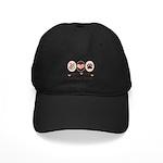 Peace Love Lakeland Terrier Black Cap