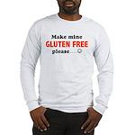 gluten free Long Sleeve T-Shirt