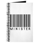Minister Barcode Journal