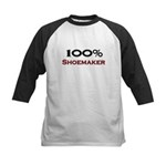 100 Percent Shoemaker Kids Baseball Jersey