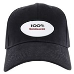 100 Percent Shoemaker Black Cap