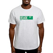 Reade Street in NY T-Shirt