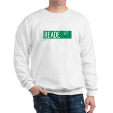 Reade Street in NY Sweatshirt