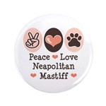 Peace Love Neapolitan Mastiff 3.5