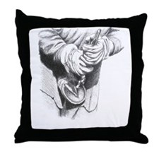 FARRIER Throw Pillow