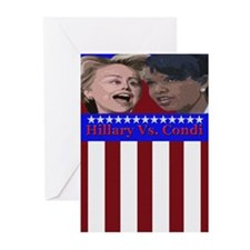 Cute Condoleezza rice Greeting Cards (Pk of 10)