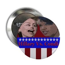 "Cute Condoleezza rice 2.25"" Button (100 pack)"