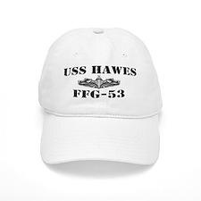 USS HAWES Baseball Cap