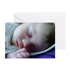 Sleeper Greeting Cards (Pk of 10)