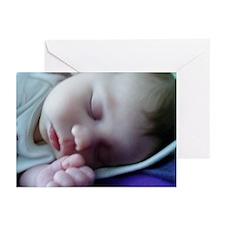 Sleeper Greeting Cards (Pk of 10)