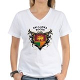 Sri Lanka Rocks Shirt