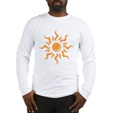 SUN (57) Long Sleeve T-Shirt