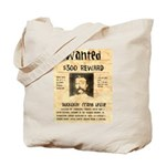 Buckskin Frank Tote Bag
