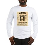 Buckskin Frank Long Sleeve T-Shirt