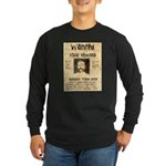 Buckskin Frank Long Sleeve Dark T-Shirt