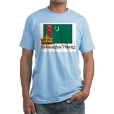 Turkmenistani Princess Shirt