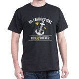 No. 1 Sailor's Girl T-Shirt