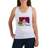 Tibetan Princess Women's Tank Top