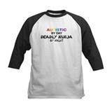 Autistic Deadly Ninja by Night Tee