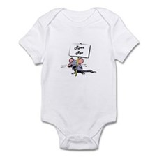 River Rat Infant Bodysuit