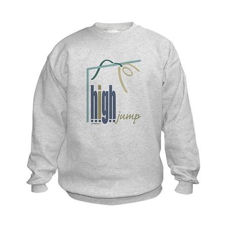 High Jumper Kids Sweatshirt
