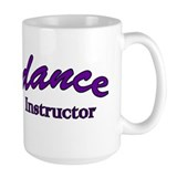 Instructor purple Coffee Mug