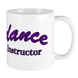 Instructor purple Small Mug