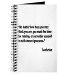 Confucius Reading Quote Journal