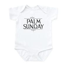 Vintage Palm Sunday Infant Bodysuit
