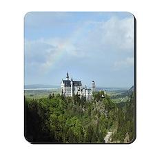 Schloss Neuschwanstein Mousepad
