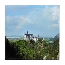 Schloss Neuschwanstein Tile Coaster