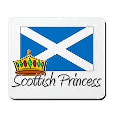 Scottish Princess Mousepad