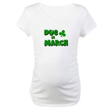 Cute March due date Shirt