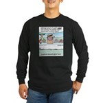 Weenie Roast Long Sleeve Dark T-Shirt